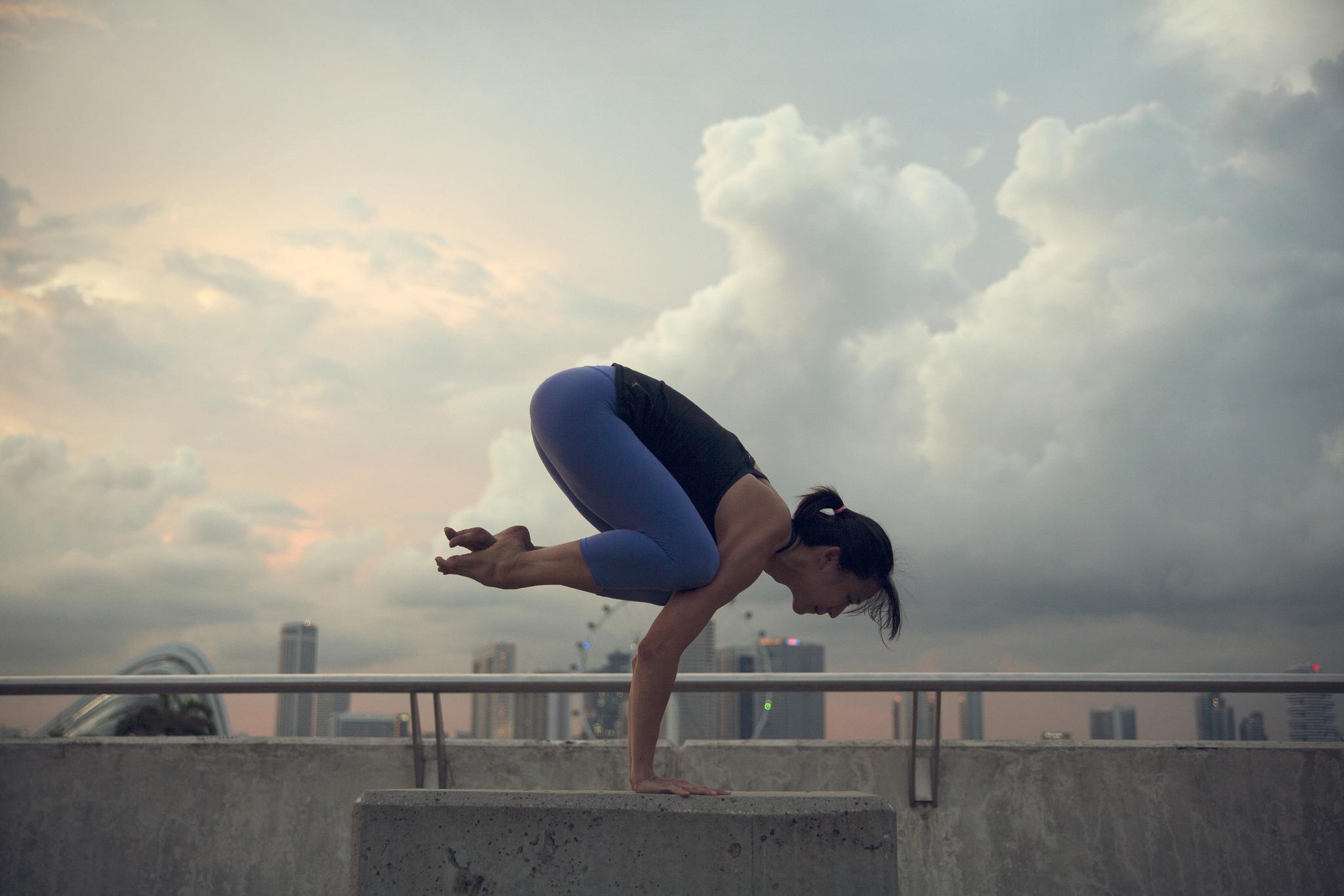Le Yoga 8