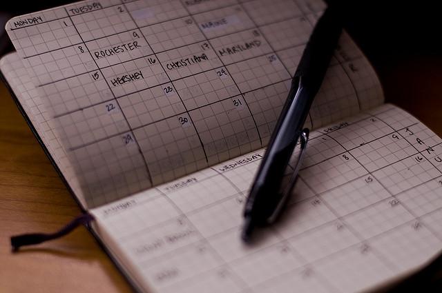 Déléguer - Planification